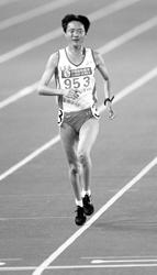 孙英杰放弃马拉松瞄准中长跑刻苦训练不弃奥运梦