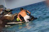 纳达尔携女友游艇度假