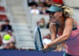 中国网球公开赛5日赛况