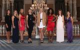 WTA总决赛抽签仪式
