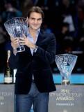 ATP总决赛费德勒获两项奖
