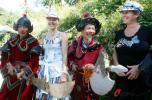 图文-辛吉斯兴致盎然游长城亲身体验中国文化