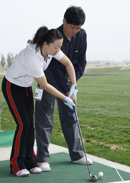 银川黄河高尔夫球场会籍吸引各地球手争相抢购