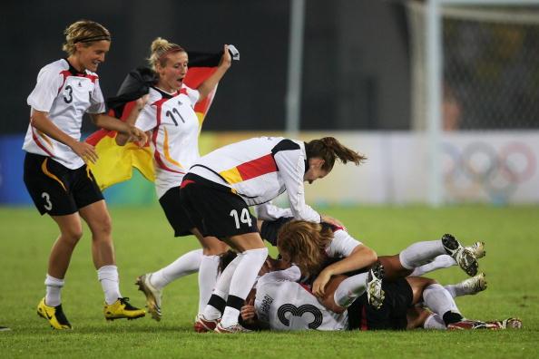 Olympia Fussball Damen