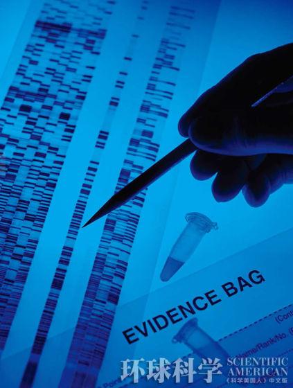 偷窥客_你的DNA被偷窥:基因信息揭示个人特征筛查罪犯|DNA|样本|基因 ...
