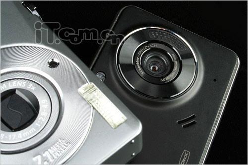 艺术铭品再升级LG专业拍照机KU990评测(2)