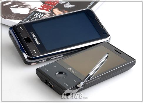 三星手机媒体耗电_尖峰对决 三星i908与HTC钻石手机对比(8)_手机_科技时代_新浪网