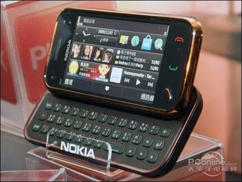 诺基亚n97mini论坛_迷你S60旗舰诺基亚N97 mini行货3280_手机_科技时代_新浪网
