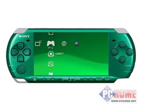 psp3000报价_索尼PSP3000绿色版三好街不到1300元_家电_科技时代_新浪网