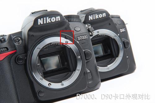 尼康d7000机身_新产品新定位 尼康D7000单反相机特性解析(2)_数码_科技时代_新浪网