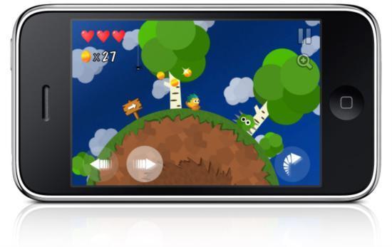 7款最棒iPhone平台游戏 多款模仿任天堂
