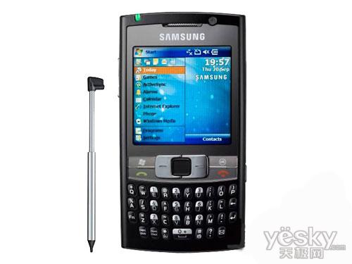 三星手机键盘_wm全键盘经典智能手机 三星i780仅售899元