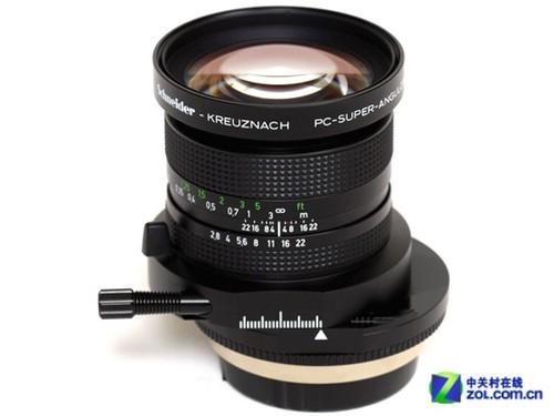 尼康全画幅数码单反_施耐德推出三支移轴镜头 售价达数万元_数码_科技时代_新浪网