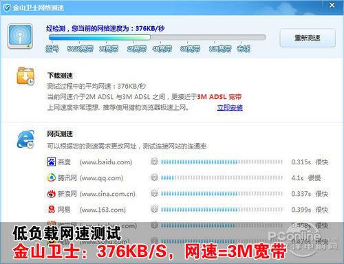 中国电信测速软件_宽带测速谁靠谱 网速测试软件大对比_软件学园_科技时代_新浪网