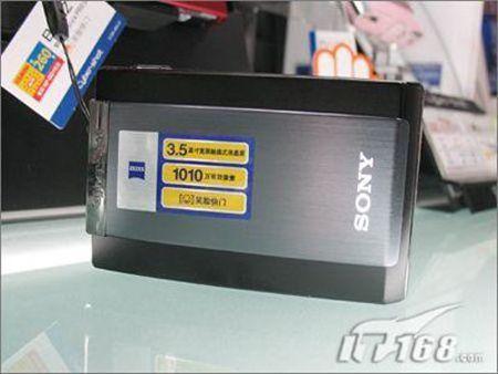 索尼t300_[长沙]滑盖时尚 索尼卡片T300小降送礼_数码_科技时代_新浪网
