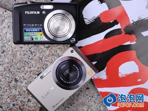 松下fx180相机_强强对话 富士F60fd与松下FX180对比评测_数码_科技时代_新浪网