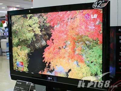 lg42寸液晶电视机_高清首选 lg 42寸液晶电视只售7499元