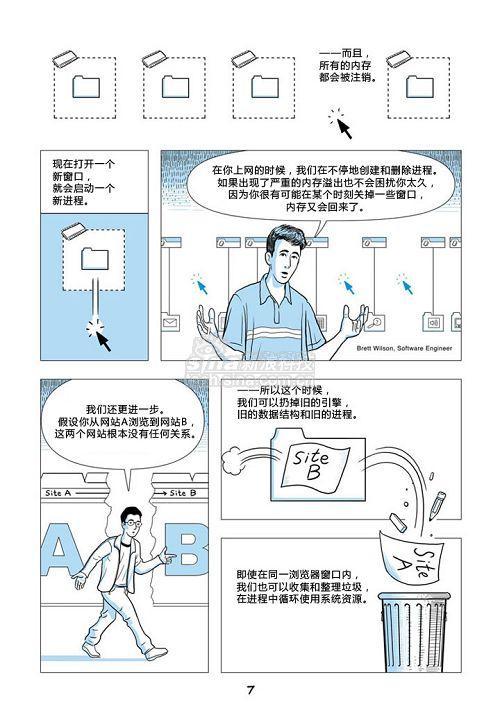 独家:GoogleChrome漫画书中文版(2)