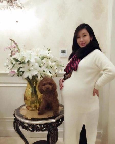 秦海璐怀孕_孕妇肚子大小和什么有关-孕期护理