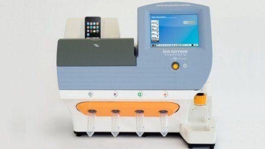 熟女无码torrent_图为ion torrent公司生产的个人染色体检测仪