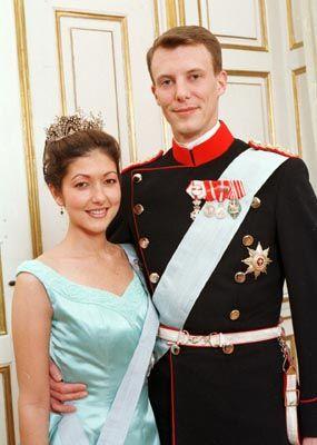 丹麦王妃文雅丽_丹麦小王子约阿希姆和来自香港的王妃文雅丽(图片来源:新华网)