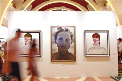 """""""上海藝術影像展""""帶來了大批藝術大師的經典之作。"""