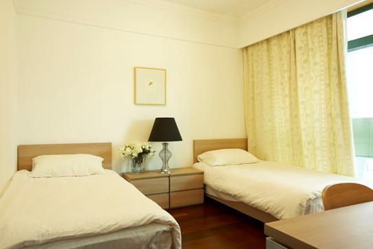 二居室-95平米-客厅装修效果图; -现代简约-97.