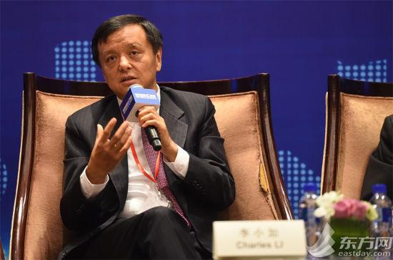 港交所行政總裁李小加。(起源:西方網)