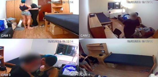 美国人自拍性交视频_艾玛-索科维奇,美国哥伦比亚大学的那个\