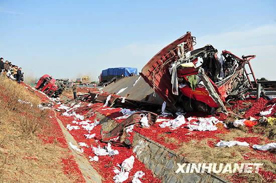 京珠高速爆炸车辆查明系非法运输5人被刑拘