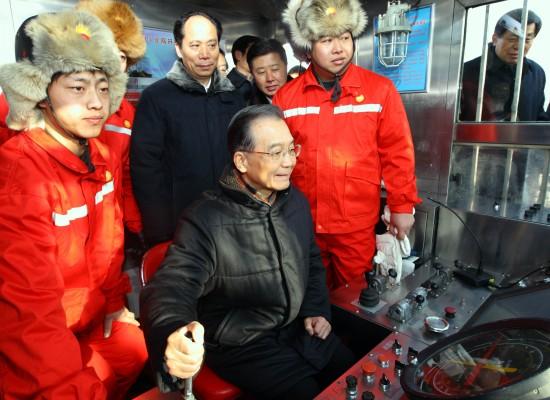 温家宝考察黑龙江称要缩小城乡收入差距