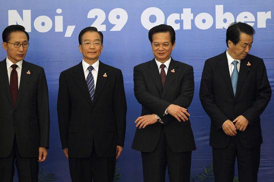 中日双方未会晤中方指责日破坏气氛