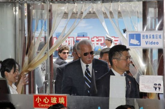 拜登访华行程_媒体披露美国副总统拜登在小吃店用餐账单_新闻中心_新浪网