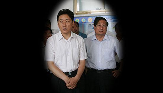 金道铭谁的秘书_此前被查的领导包括:2月27日宣布被查的时任省人大常委会副主任金道铭