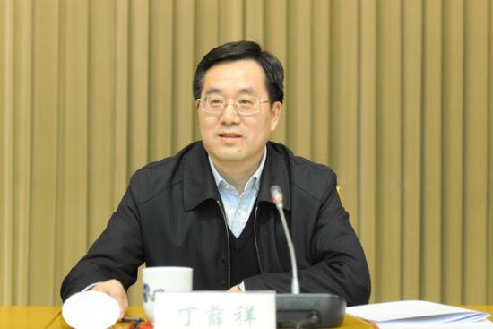 丁薛祥兼任总书记办公室主任(图)...