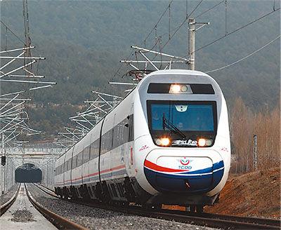伊斯坦布尔天气_中国高铁助力土耳其联通新丝路(组图)|高铁|土耳其_新浪新闻