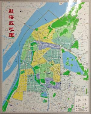 新版鼓楼区地图.