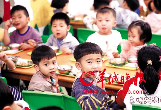 广州富力桃园幼儿园_穗幼儿园自查用药首日 记者发现:多数幼儿园无内服药_新浪新闻
