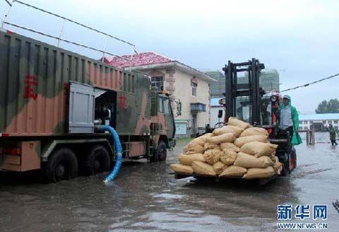 黑瞎子岛被淹图片_黑龙江多流域水位超警 黑瞎子岛或被淹没|黑龙江|警戒水位|强 ...