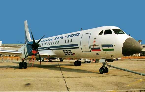 和刘汉睡���9il��'_俄制il-114运输机(资料图片)