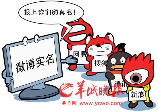 """今天起,微博不实名只能""""围观"""""""