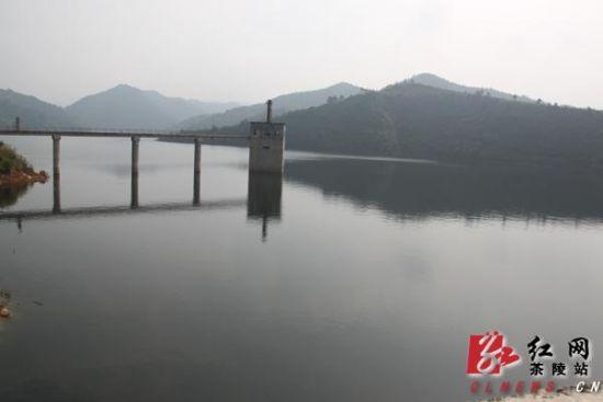 """东阳水电群_株洲市领导赞东阳湖:""""百里东阳 百里画廊""""_新浪新闻"""
