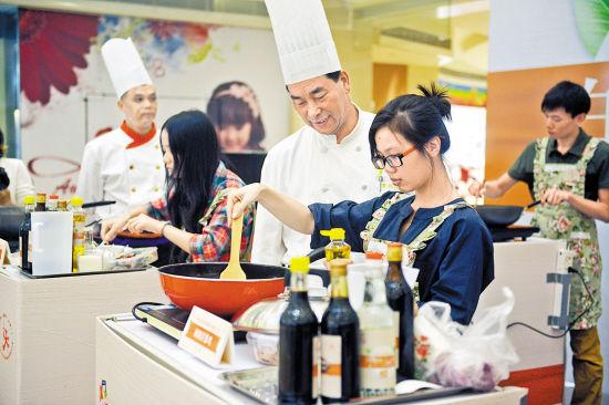 厨艺大赛_本届厨艺大赛,是2014年广州国际购物节主会场活动的精品之一,由天河区