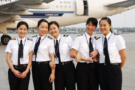Women Flying In China Pprune Forums
