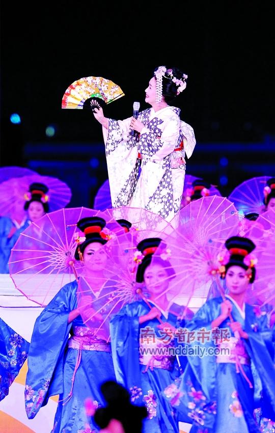日本樱花歌曲_日本歌曲《樱花》 特有风韵 舞起浪漫情怀_新闻中心_新浪网