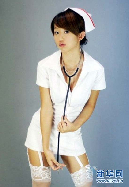 黑丝袜加工作服美女_美女明星真,性感,打针,护士黑丝袜美女,极度性感诱人,穿黑丝袜的 ...