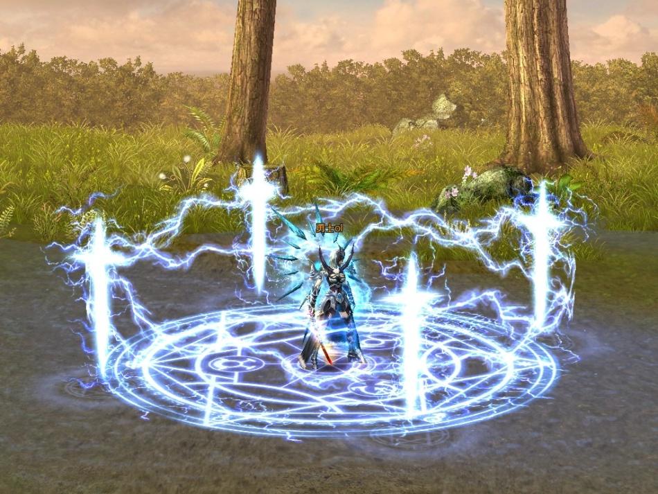 《勇士Online》游戏截图