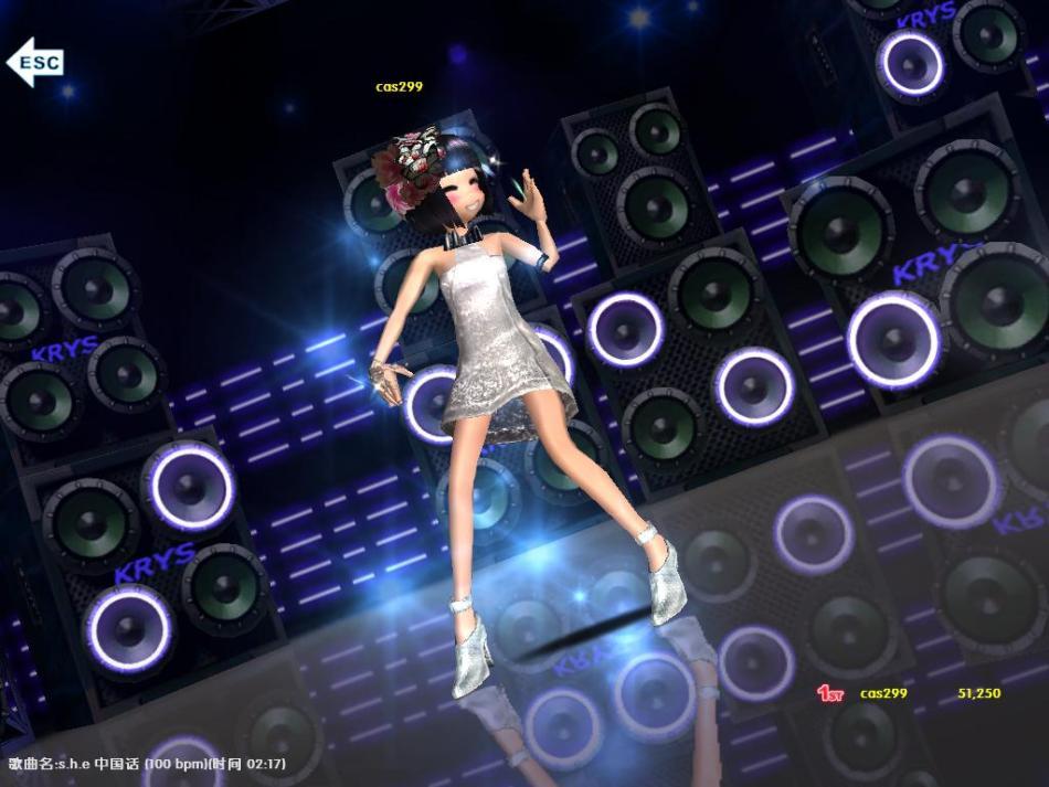 《GT劲舞团2》游戏评测截图 CGWR分数:6.81分