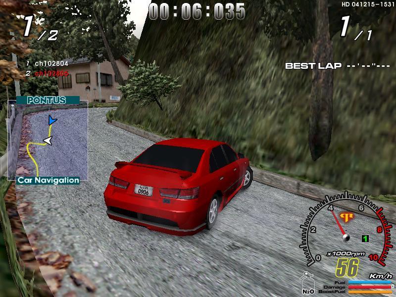 《飚车世界》游戏评测截图 CGWR分数:7.2分
