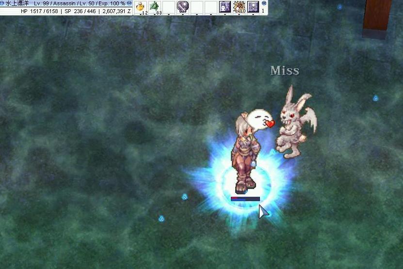 《仙境传说》游戏评测截图 CGWR分数:8.4分